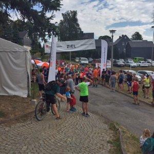 Frankenwaldlauf Oßla 2019 Start